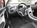Jet Black/Ceramic White Accents Dashboard Photo for 2013 Chevrolet Volt #77645571