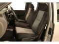 Dark Titanium Front Seat Photo for 2008 Chevrolet Silverado 1500 #77646612