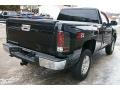 2008 Silverado 1500 Z71 Regular Cab 4x4 Black