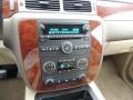 2010 Chevrolet Silverado 1500 Dark Cashmere/Light Cashmere Interior Controls Photo