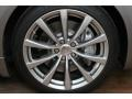 2009 Infiniti G 37 S Sport Convertible Wheel and Tire Photo