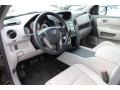 Gray Prime Interior Photo for 2011 Honda Pilot #77665737