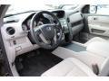 Gray Prime Interior Photo for 2011 Honda Pilot #77665737