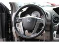 Gray Steering Wheel Photo for 2011 Honda Pilot #77665806