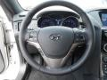 2013 Platinum Metallic Hyundai Genesis Coupe 3.8 Grand Touring  photo #36