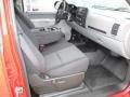 Dark Titanium Interior Photo for 2010 Chevrolet Silverado 1500 #77676948