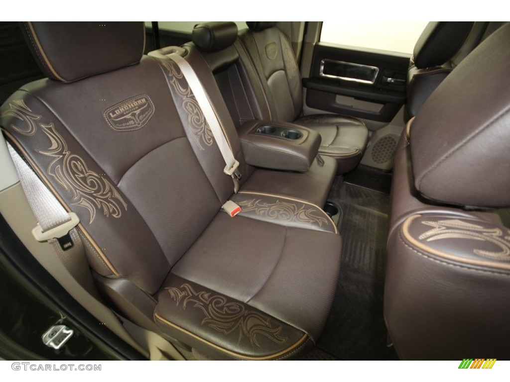 Dodge ram laramie longhorn interior car interior design