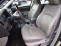 Dark Khaki/Light Graystone Front Seat Photo for 2008 Chrysler 300 #77684169
