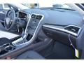 Charcoal Black Dashboard Photo for 2013 Ford Fusion #77684322