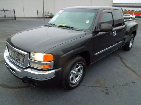 2003 gmc sierra 1500 sle extended cab data info and specs. Black Bedroom Furniture Sets. Home Design Ideas
