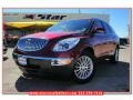2010 Red Jewel Tintcoat Buick Enclave CX  photo #1