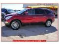 2010 Red Jewel Tintcoat Buick Enclave CX  photo #2