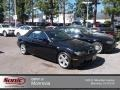 Jet Black 2006 BMW 3 Series 325i Convertible