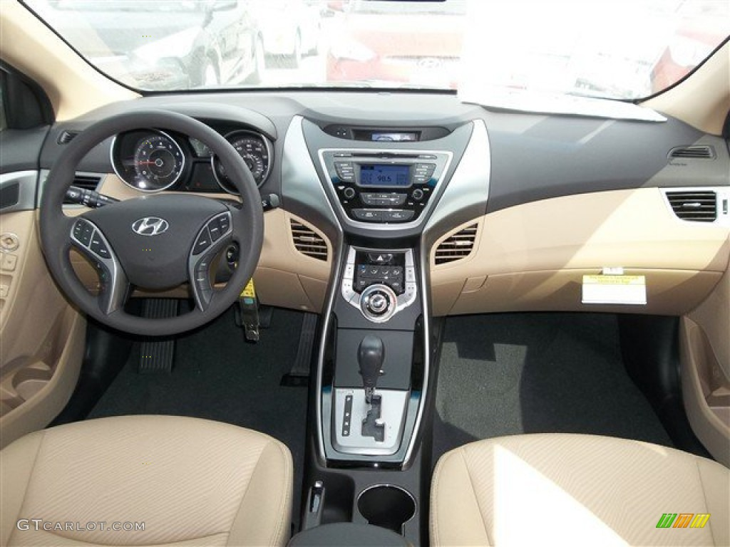 2013 Hyundai Elantra Gls Dashboard Photos Gtcarlot Com