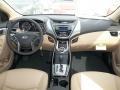 Beige Dashboard Photo for 2013 Hyundai Elantra #77694384