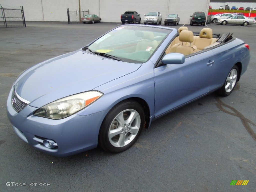 2007 toyota solara sle v6 convertible exterior photos. Black Bedroom Furniture Sets. Home Design Ideas