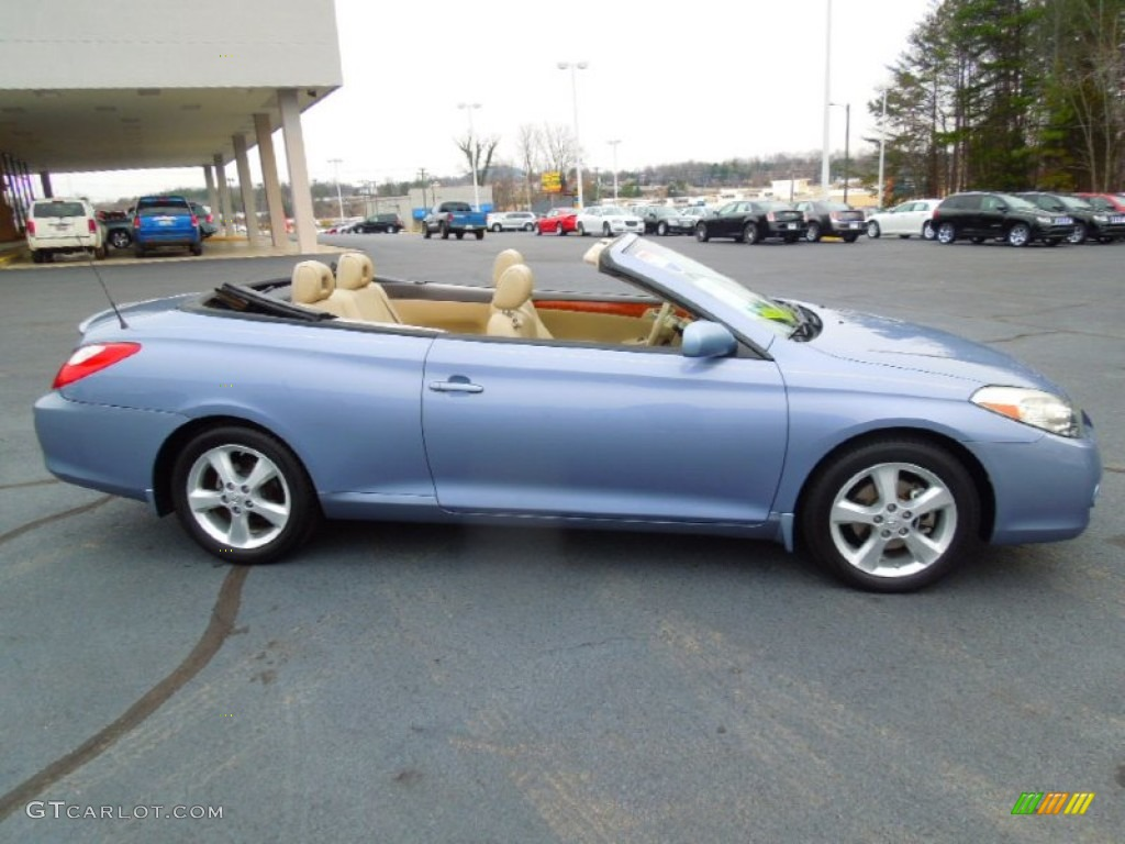2001 Toyota Solara Interior2005 Used Camry Sle 2004 Interior Cosmic Blue Metallic 2007 V6 Convertible