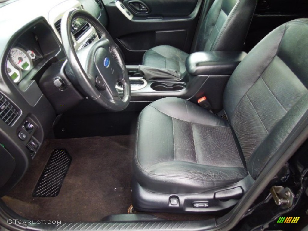 2006 ford escape limited interior photos. Black Bedroom Furniture Sets. Home Design Ideas