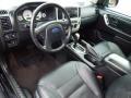 Ebony Black 2006 Ford Escape Interiors