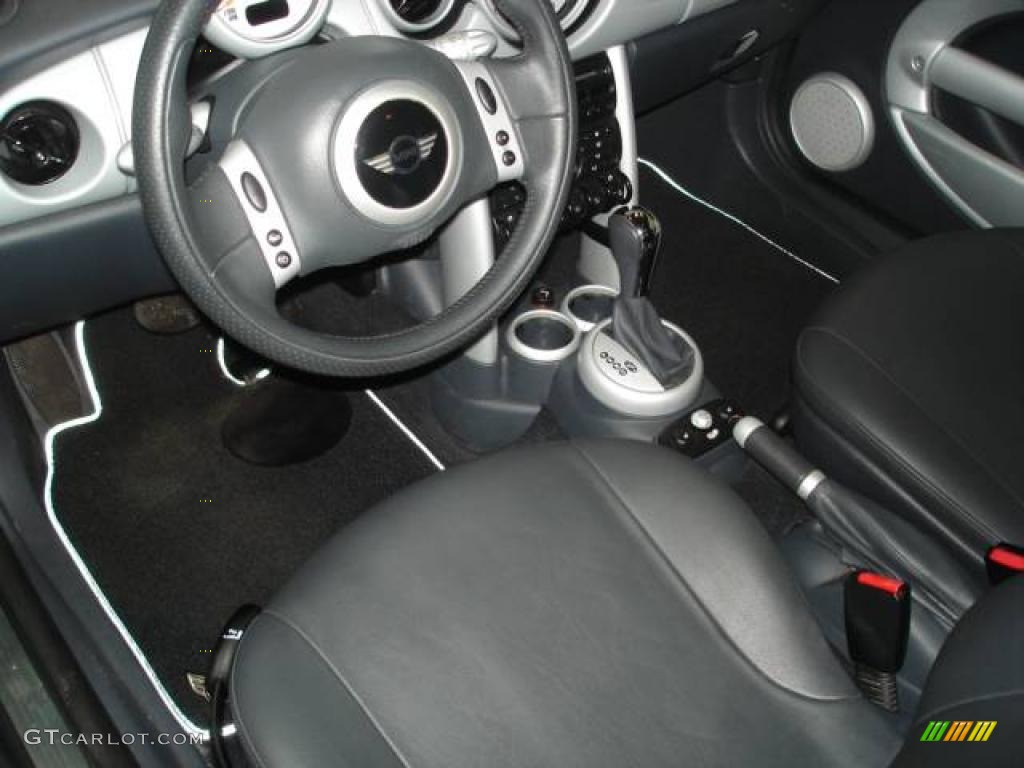 2004 Mini Cooper Hardtop interior Photo #7770476 ...