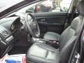 Black Front Seat Photo for 2012 Subaru Impreza #77704863