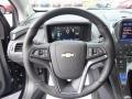 Jet Black/Dark Accents Steering Wheel Photo for 2013 Chevrolet Volt #77709487