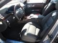 Black Front Seat Photo for 2013 Mercedes-Benz S #77709861
