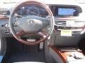 Black Steering Wheel Photo for 2013 Mercedes-Benz S #77709909