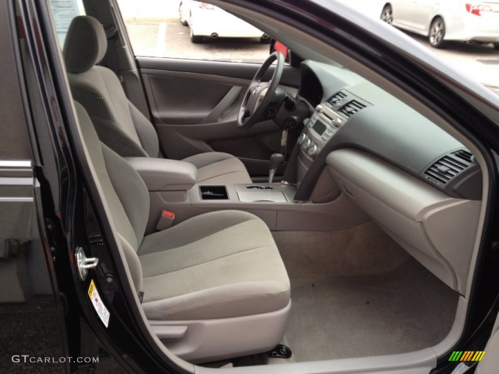 2008 toyota camry le interior photos. Black Bedroom Furniture Sets. Home Design Ideas