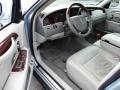 2007 Lincoln Town Car Medium Light Stone Interior Prime Interior Photo
