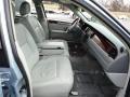 2007 Lincoln Town Car Medium Light Stone Interior Front Seat Photo