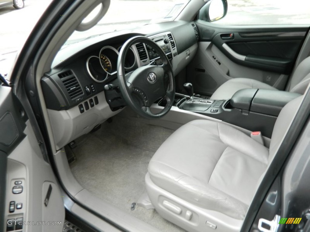 2007 Toyota 4runner Limited Interior Color Photos