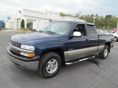 2001 chevrolet silverado 1500 z71 extended cab 4x4 data. Black Bedroom Furniture Sets. Home Design Ideas