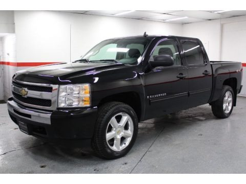 2009 chevrolet silverado 1500 lt crew cab 4x4 data info. Black Bedroom Furniture Sets. Home Design Ideas