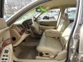 Front Seat of 2004 LeSabre Custom