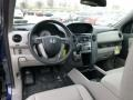 Gray Prime Interior Photo for 2013 Honda Pilot #77721165