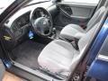 Gray 2005 Hyundai Elantra Interiors