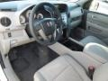 Gray Prime Interior Photo for 2011 Honda Pilot #77729223