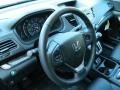 Black Steering Wheel Photo for 2013 Honda CR-V #77730586