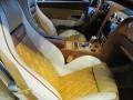 2006 Continental GT  Ochre Interior
