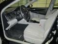 Light Gray 2012 Toyota Camry Interiors