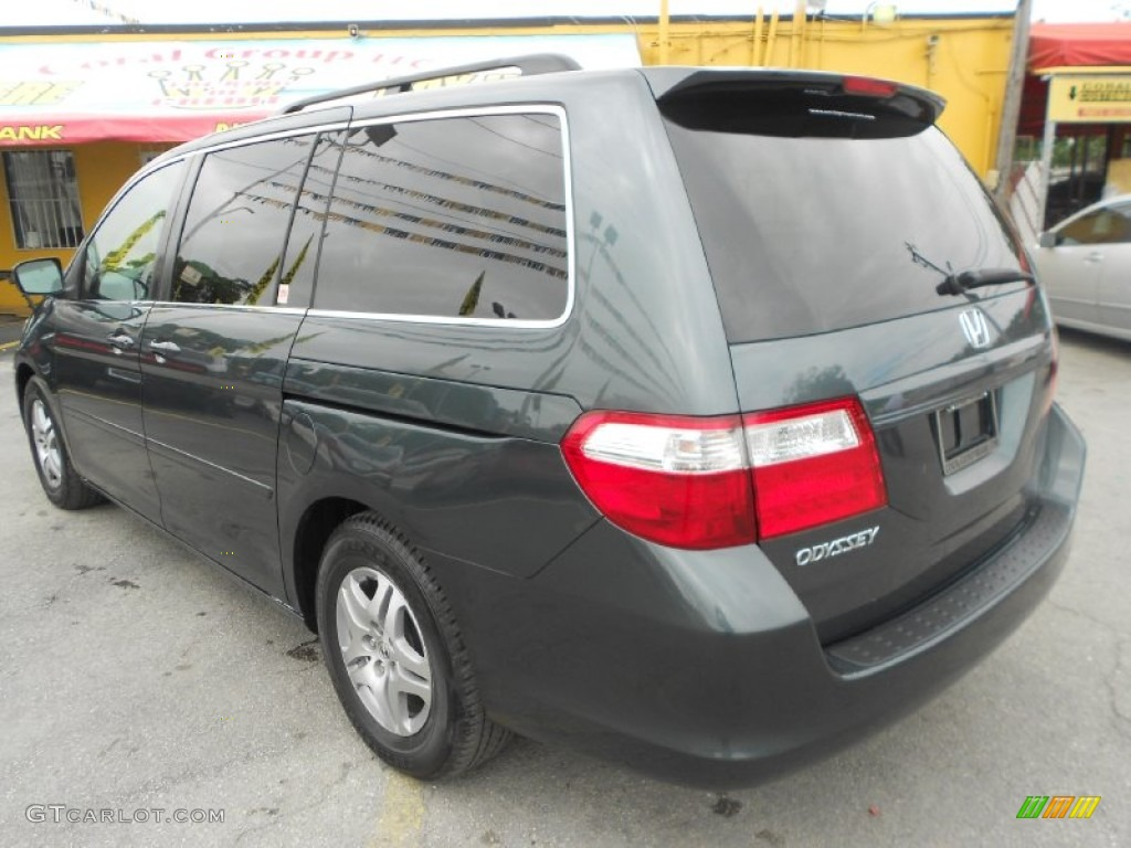 sage brush pearl 2006 honda odyssey ex l exterior photo. Black Bedroom Furniture Sets. Home Design Ideas