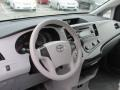 2012 Silver Sky Metallic Toyota Sienna   photo #11