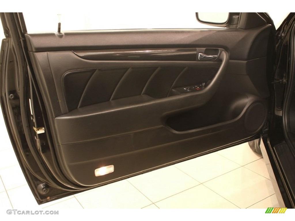 2007 Honda Accord Ex V6 Coupe Door Panel Photos