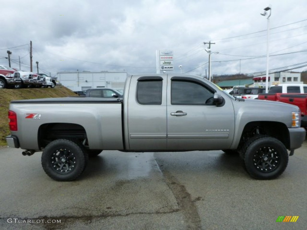 4x4 ltz chevy extended cab graystone truck autos post. Black Bedroom Furniture Sets. Home Design Ideas