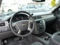 2012 Graystone Metallic Chevrolet Silverado 1500 LTZ Extended Cab 4x4  photo #12
