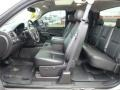 2012 Graystone Metallic Chevrolet Silverado 1500 LTZ Extended Cab 4x4  photo #13