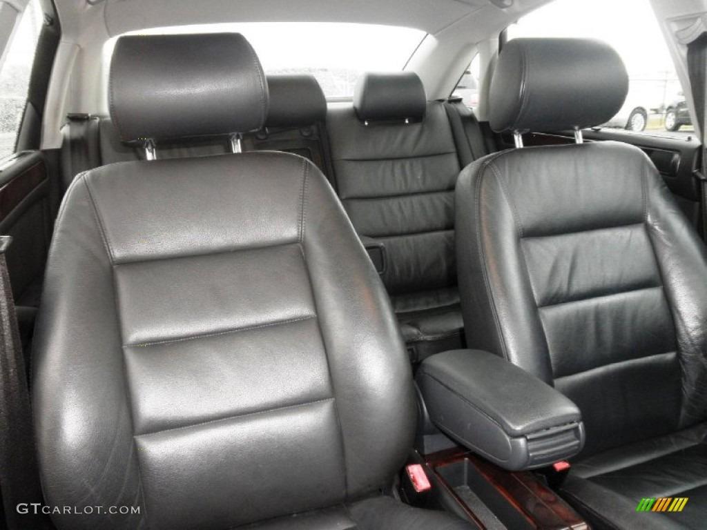 2003 audi a6 2 7t quattro sedan interior color photos. Black Bedroom Furniture Sets. Home Design Ideas