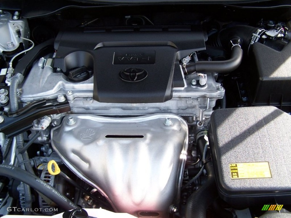 2012 toyota camry se engine photos. Black Bedroom Furniture Sets. Home Design Ideas