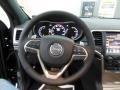 Morocco Black Steering Wheel Photo for 2014 Jeep Grand Cherokee #77753382